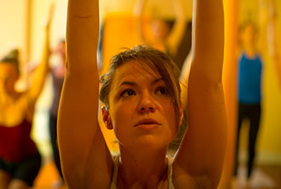 Un corps plus tonique - YogaStyle Paris